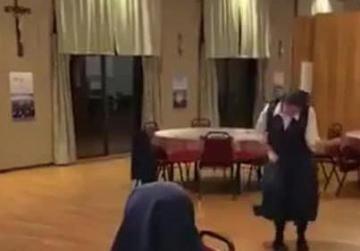 Watch: Delightful nuns rock to We Will Rock You