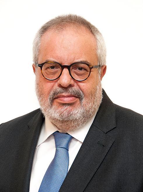 Outgoing Central Bank governor Mario Vella.