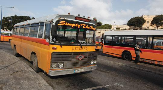 Commuters on the new bus service will quickly forget the old, Transport Minister Austin Gatt hopes.