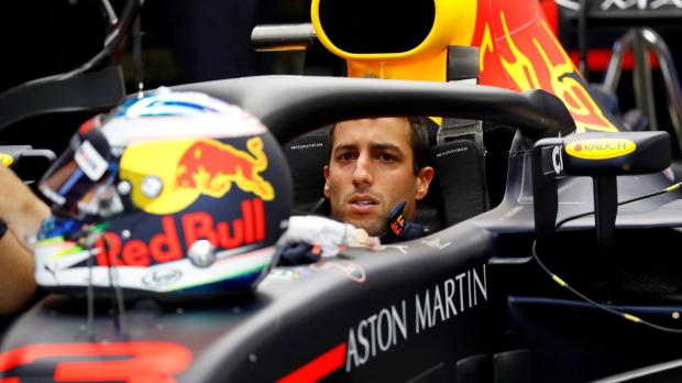 Daniel Ricciardo will be racing for Renault next season.