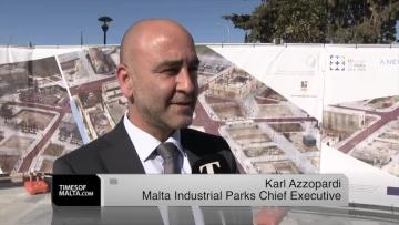 Watch: €13m Ta' Qali project to house 70 workshops | The project should be ready by 2020. Video: Matthew Mirabelli