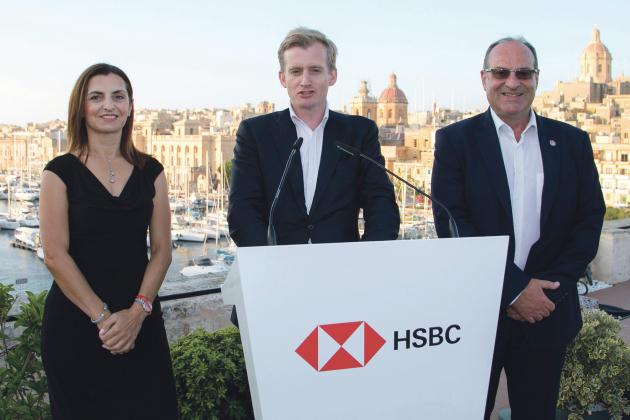 HSBC Malta launches €250m International Business Fund