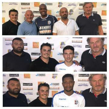 Mosta's latest signings.