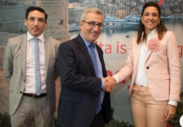 Vodafone Malta. ministry sign agreement to tackle digital skills gap