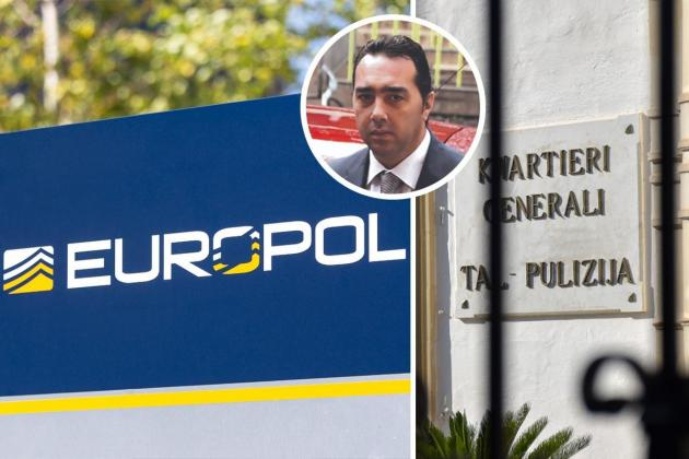 Europol threatened to walk awayunless action taken against middleman