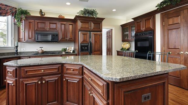 Granite is an old, Maltese favourite when it comes to kitchen tops.