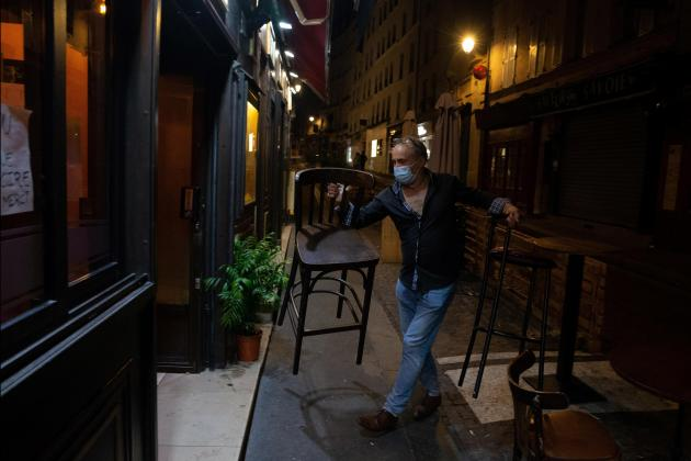 Paris under curfew as Europe battles soaring virus caseload