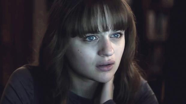 Joey King fails to impress in Slender Man.