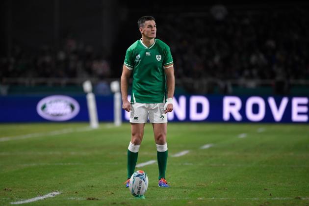 Sexton gives Farrell winning start as Ireland coach