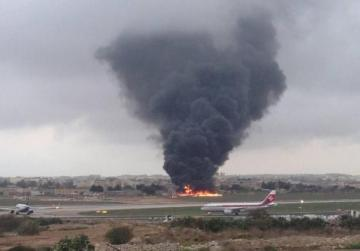 Plane crash appears to have been the result of fault, human error - Muscat
