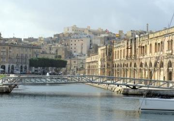 The restoration of Dock No. 1 has returned Cospicua to the status of a maritime city.