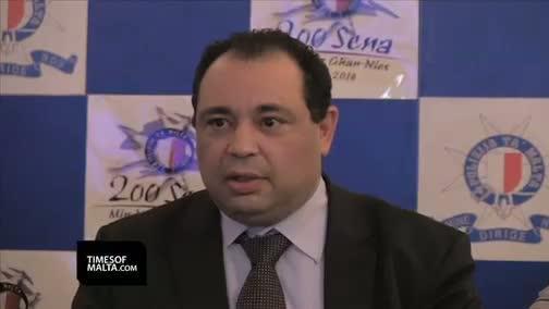 Deputy Commissioner Silvio Valletta.