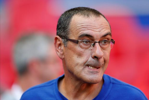 Chelsea manager Maurizio Sarri must find a replacement for goalkeeper Thibaut Courtois.