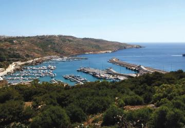 Third party issues holding up Gozo cruise terminal