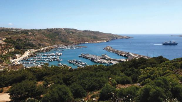 Plans for a 13-kilometre tunnel between Malta and Gozo are forging ahead despite controversy. Photo: Darrin Zammit Lupi.