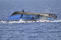 Boat capsizes, five migrants killed, 550 rescued