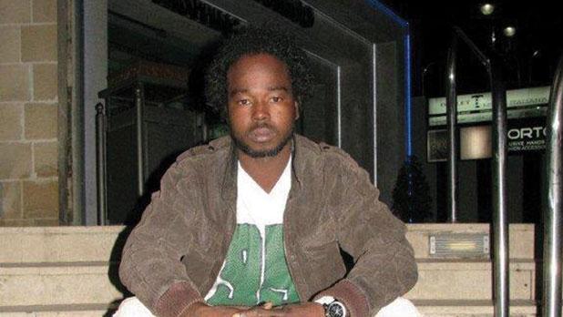 Victim Mamdou Kamara.