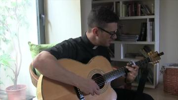 The X Factor priest who survived the dark years