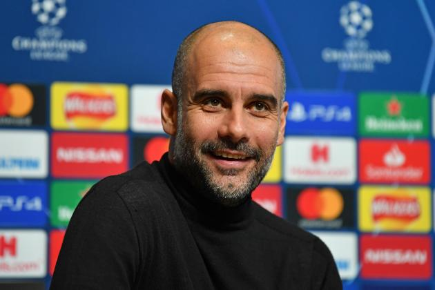 Man. City are in the right frame of mind: Guardiola