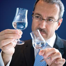 Grey Goose vodka creater François Thibault.