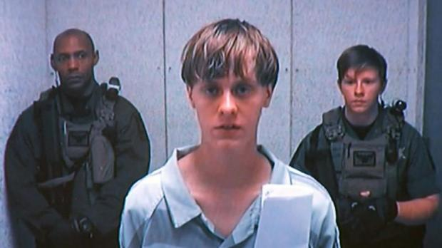 Dylann Roof Condemned To Death For South Carolina Church
