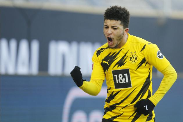 Man. Utd agree deal to sign Sancho: reports