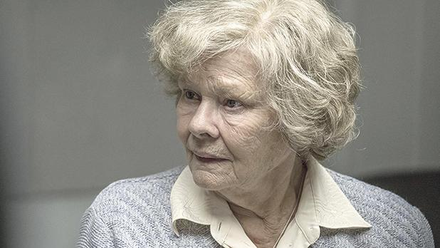 Judi Dench's youthful escapades land her in hot water in Red Joan.