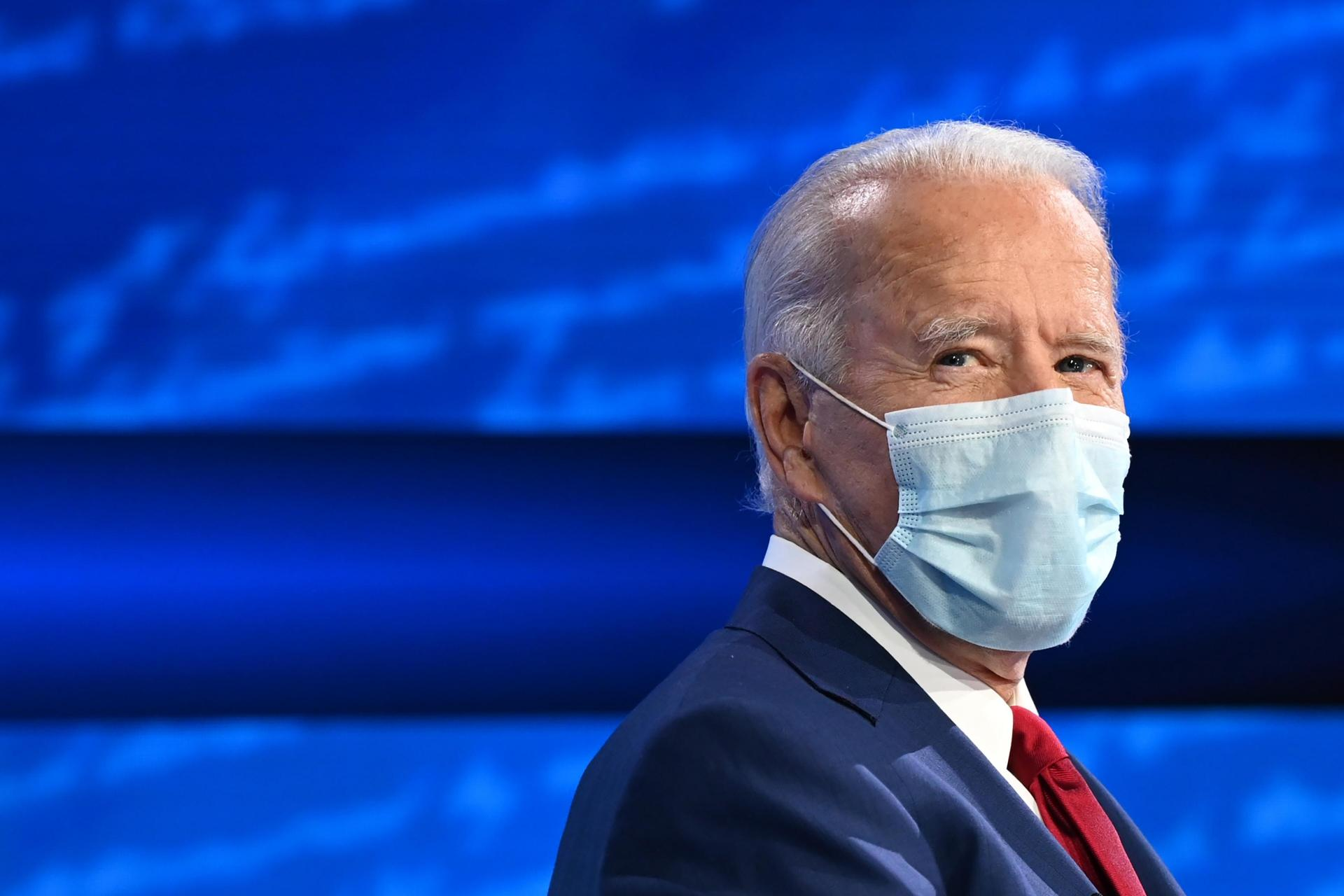 Democratic Presidential candidate and former US Vice President Joe Biden. Photo: AFP
