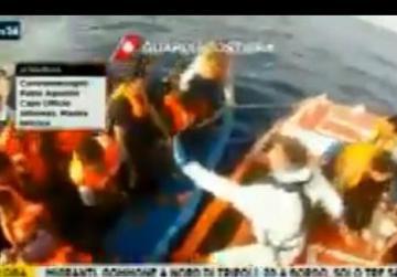 Three migrants dead, 15 missing off Libya