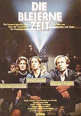 Von Trotta's 1981 film Marianne and Juliane (Die bleierne Zeit) is being screened this morning.