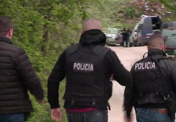 Four arrested after dramatic heist at Tirana airport