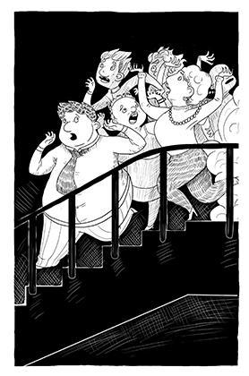 Illustrations by Lisa Falzon