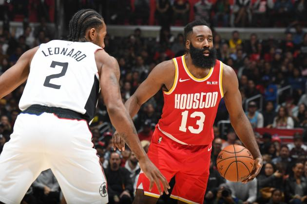 Watch: Harden half-century but Rockets pipped by Spurs