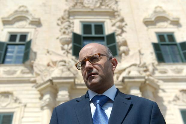 MP Jason Azzopardi. Photo: Matthew Mirabelli