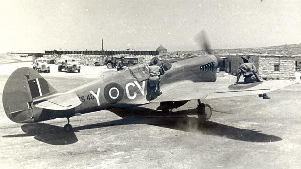 The No. 3 Royal Australian Air Force Squadron arrives at Ta' Qali from Zaura in Libya on July 9 but moved on to Luqa on July 13 and then on to Sicily after bridgeheads were established there.