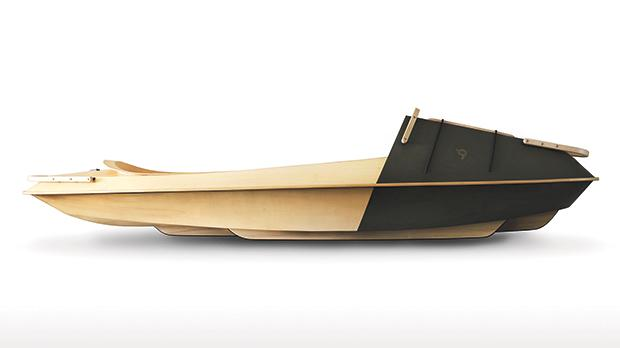 A design by Neil Pace O'Shea of The Floating Project