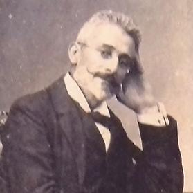 The artist's father, Giuseppe Lorenzo Formosa.