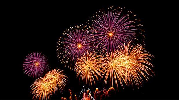 Mosta fireworks. Photo: Victor B. Caruana