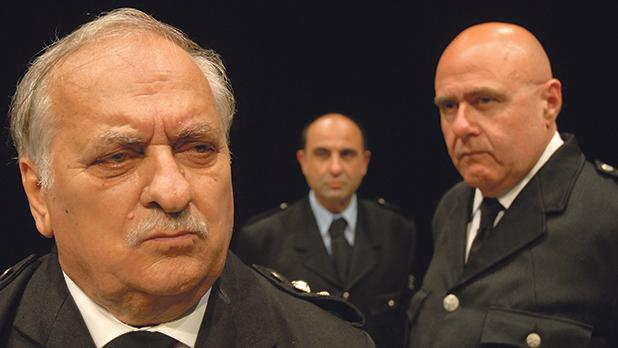 Mario Micallef (left), Charles Sammut and Edward Mercieca