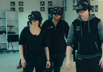 Watch: Virtual reality - art of gaming (ARTE)
