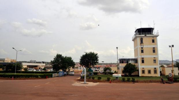 The plane had departed from Juba airport (pictured). Photo: Shutterstock