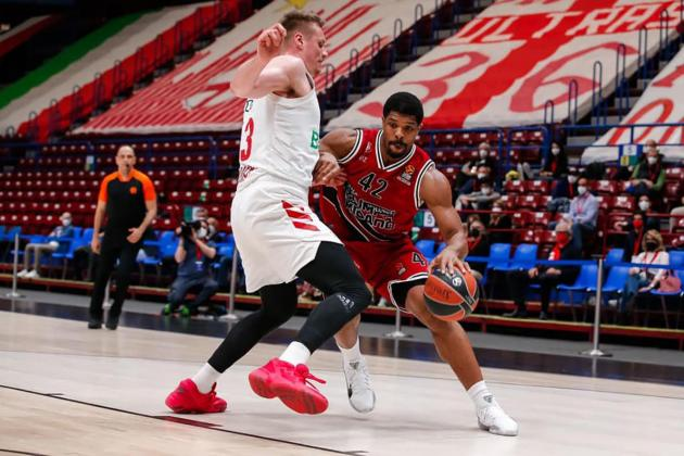 Shields sees Milan through to EuroLeague Final Four with career-high