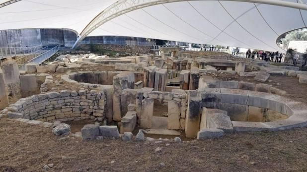 Tarxien temples.