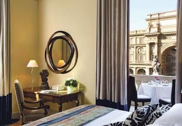 The Hotel Savoy
