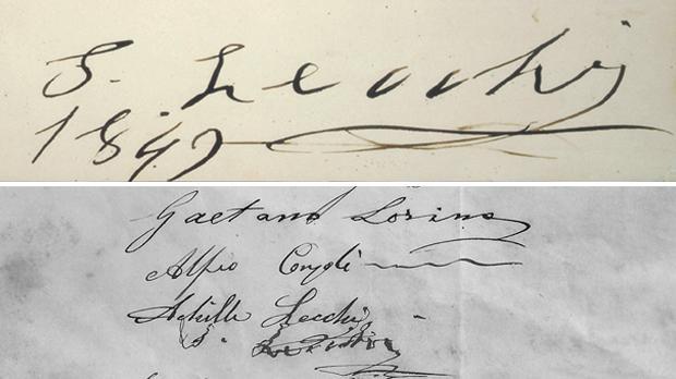 Stefano lecchi tracked down to malta in 1860s for Biblioteca di storia moderna e contemporanea