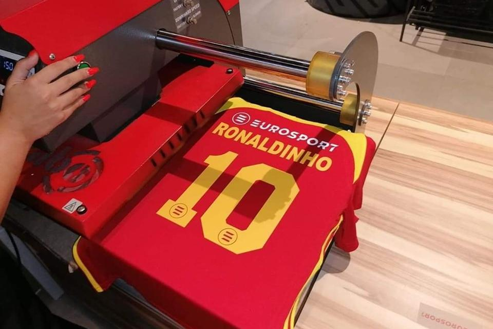 Ronaldinho t-shirts are already being printed as news of the talks emerged