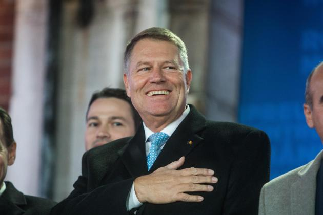 Pro-European Iohannis re-elected as Romanian president: exit polls