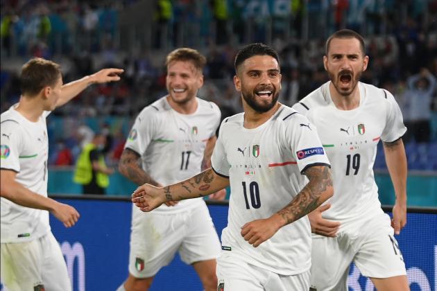 Italy get Euro 2020 off to impressive start against Turkey