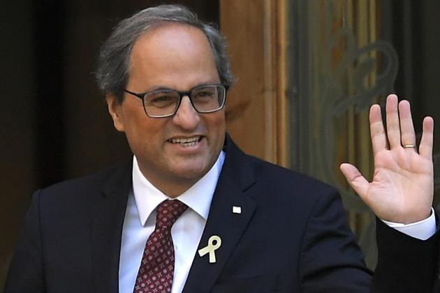Catalonian president to face trial for disobedience