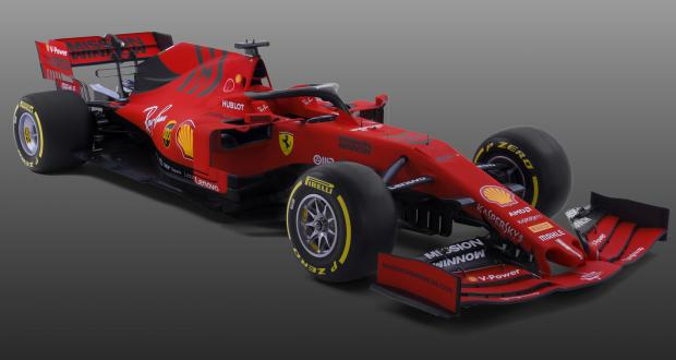 Ferrari have launched their 2019 on Friday.